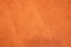 Close up leather texture background Royalty Free Stock Photos
