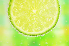 Close-up of a lemon Royalty Free Stock Image
