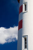 Close up of lighthouse royalty free stock image