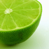 Close-up lime royalty free stock photo