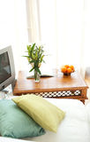 Close up of a living-room Royalty Free Stock Image