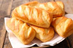 Loaf bread Stock Images