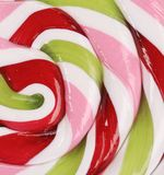 Close up of loli pop candy. Stock Photo