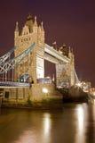 Close up London Tower Bridge Stock Image