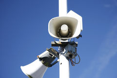 Close-up loudspeaker Royalty Free Stock Photography