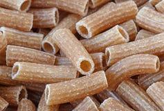Close up of macaroni Stock Photography