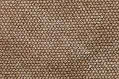 Close up macro canvas cotton texture Stock Photography