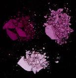 Close up of a make up powder Royalty Free Stock Photography