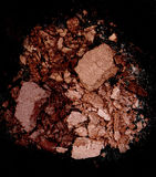 Close up of a make up powder Stock Images