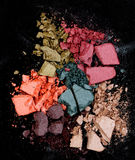 Close up of a make up powder Royalty Free Stock Photo