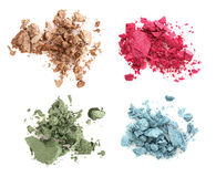 Close up of a make up powder Stock Photos