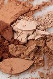 Close up of a make up powder Stock Image