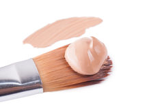 Close-up of makeup concealer pencil royalty free stock image