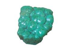 Close up malachite stone ,mineral royalty free stock photos