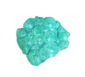 Close up malachite stone ,mineral Royalty Free Stock Photo