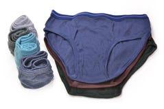 Close up of man panties Royalty Free Stock Photography