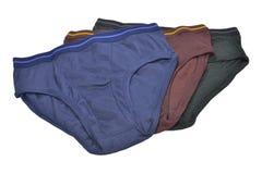 Close up of man panties Stock Image