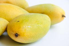 Close up of mango Royalty Free Stock Photos