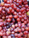 Close up many grape Stock Photos