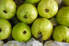 Close up many guava Royalty Free Stock Photography