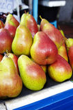 Close up many pear Royalty Free Stock Images