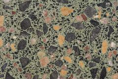 Mosaic Floor Pattern Stock Images