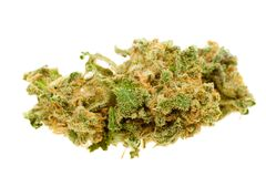 Close up of marijuana (Cannabis) Stock Photo