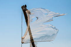 Close up of mast. See related Royalty Free Stock Images