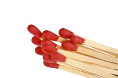 Close-up of a matches Stock Photos