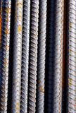 Close up of metal bars Stock Image