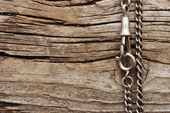 Close up metal chain Stock Photo
