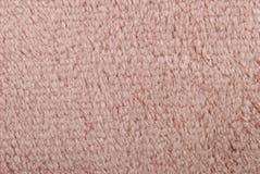 Close-up of microfiber textile Stock Image