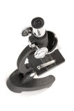 Close-up of a microscope Royalty Free Stock Photos