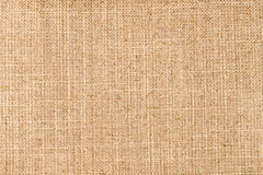 Close up of middle beige colored fine textured cotton Royalty Free Stock Photo
