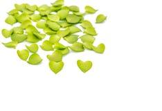Close up of million heart tree Royalty Free Stock Photos
