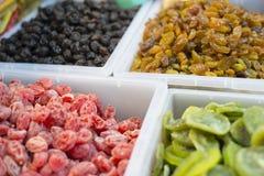 Close up fruit on market. Royalty Free Stock Photos