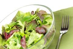 Close up of mixed salad Royalty Free Stock Photography
