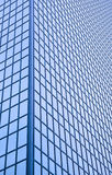 Close up of modern office building. Royalty Free Stock Photo