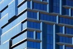 Close up moderno da construção Fotografia de Stock