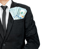 Close up of money Royalty Free Stock Photography