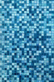 Close up of  mosaic tiles Royalty Free Stock Photography