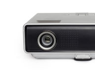 Close up of multimedia projector Royalty Free Stock Photography