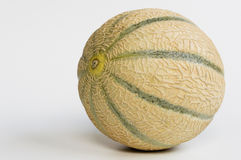 Close-up of musk-melon. Swiss organic production Stock Images