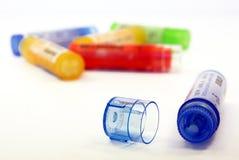 Close-up na homeopatia Imagem de Stock Royalty Free