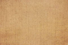 Close-up of natural canvas Stock Image