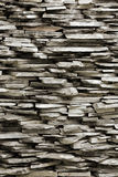 Close up of nature stone wall Royalty Free Stock Photo