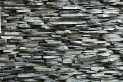 Close up of nature stone wall Royalty Free Stock Photography