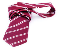 Close up of a necktie Royalty Free Stock Image