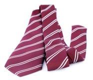 Close up of a necktie Royalty Free Stock Photos