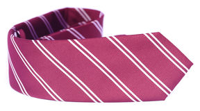Close up of a necktie Royalty Free Stock Images